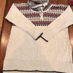 Eddie Bauer Sweater Tunic
